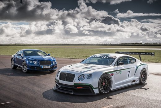 Bentley Continental GT3 - Foto 2 di 10