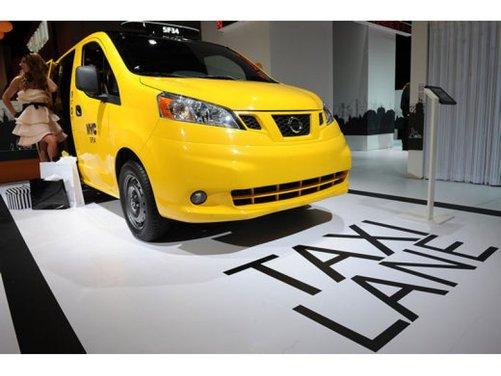 Nissan NV200 scelto come Taxi ufficiale della città di New York - Foto 5 di 5