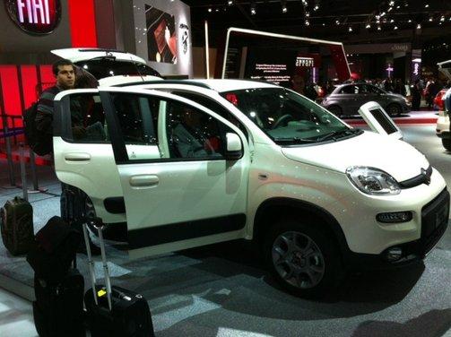 Fiat Panda 4×4 - Foto 21 di 29