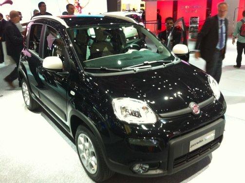 Fiat Panda Natural Power a metano - Foto 6 di 16