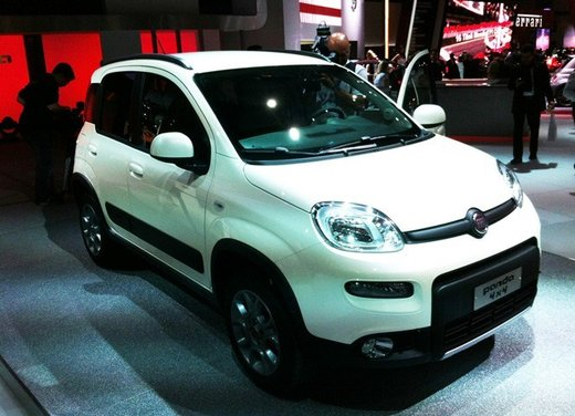 Fiat Panda 4×4 - Foto 23 di 29