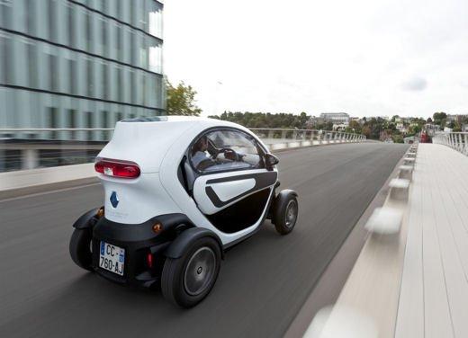 Renault Twizy, maxi richiamo a causa di un problema ai freni