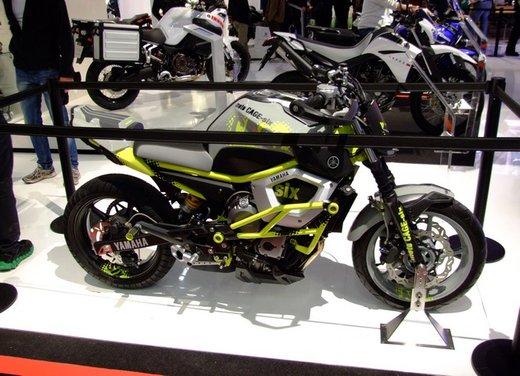 Yamaha Concept Bike ?Moto Cage Six?