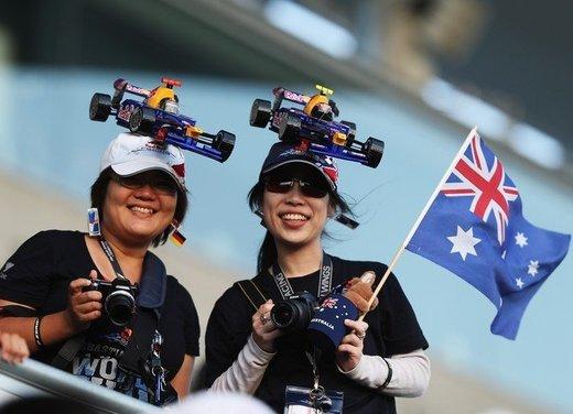 GP Corea F1: simulazione del giro di pista con le gomme Pirelli - Foto 9 di 9