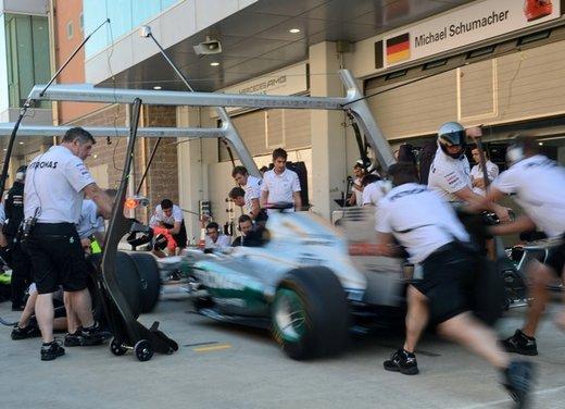 GP Corea F1: simulazione del giro di pista con le gomme Pirelli - Foto 6 di 9
