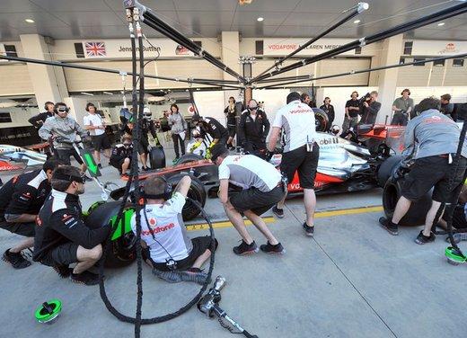 GP Corea F1: simulazione del giro di pista con le gomme Pirelli - Foto 7 di 9