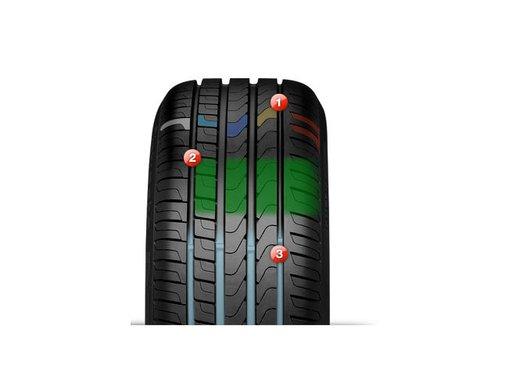 Pirelli Cinturato P7 sulla Volkswagen Golf 7 - Foto 5 di 8
