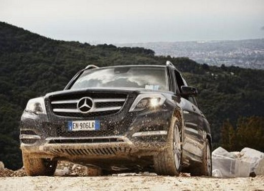 Anteprima della nuova Mercedes Classe G al 4x4FEST - Foto 1 di 9