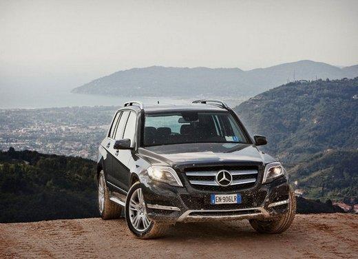 Anteprima della nuova Mercedes Classe G al 4x4FEST - Foto 5 di 9