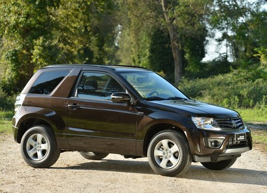 Suzuki Grand Vitara Evolution