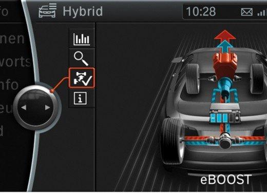 BMW Serie 3, prestazioni e consumi della versione ibrida - Foto 23 di 33