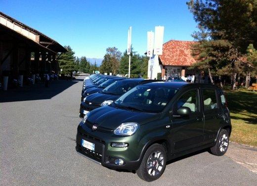 Fiat Panda 4×4, le dotazioni di serie dell'allestimento base - Foto 34 di 34