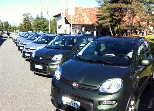 Fiat Panda 4×4, le dotazioni di serie dell'allestimento base - Foto 4 di 34