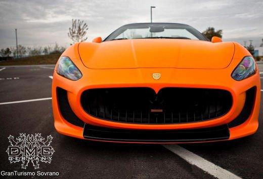 Maserati GranCabrio tuning by DMC - Foto 5 di 10