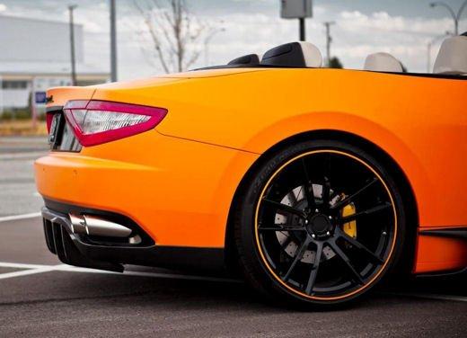 Maserati GranCabrio tuning by DMC - Foto 9 di 10