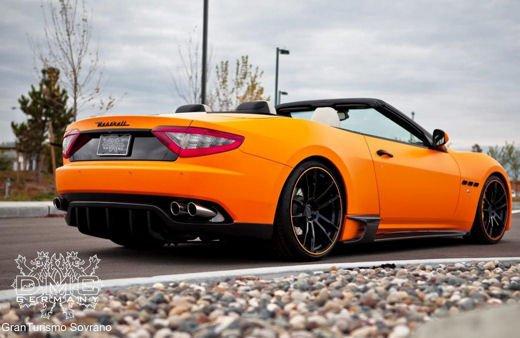 Maserati GranCabrio tuning by DMC - Foto 10 di 10