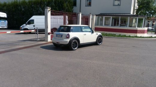 Mini One 75 cv Long Test Drive - Foto 4 di 12