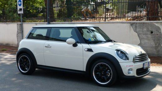 Mini One 75 cv Long Test Drive - Foto 8 di 12
