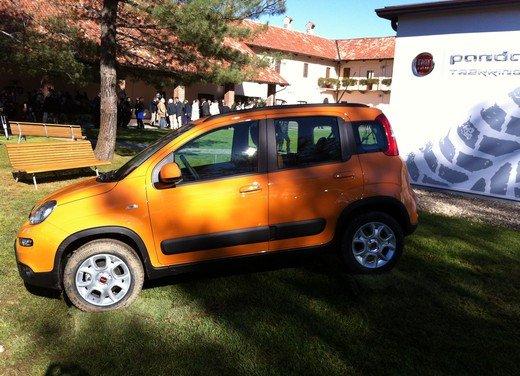 Prova su strada della nuova Fiat Panda Trekking - Foto 9 di 38