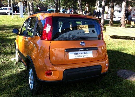 Prova su strada della nuova Fiat Panda Trekking - Foto 11 di 38