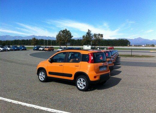 Prova su strada della nuova Fiat Panda Trekking - Foto 13 di 38