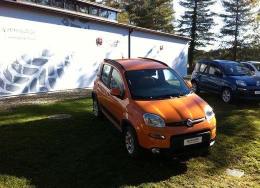 Prova su strada della nuova Fiat Panda Trekking - Foto 2 di 38