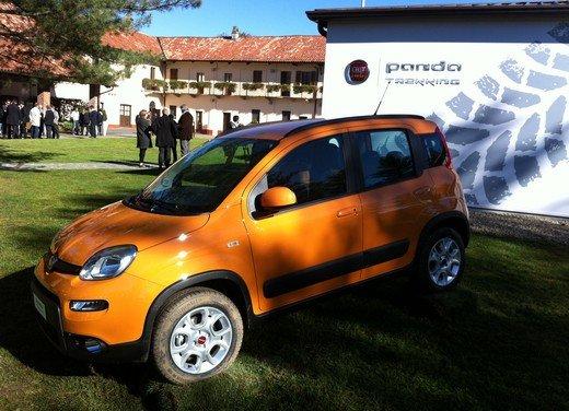 Prova su strada della nuova Fiat Panda Trekking - Foto 4 di 38