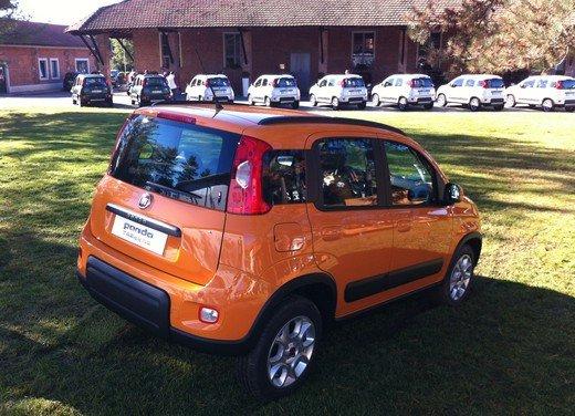 Prova su strada della nuova Fiat Panda Trekking - Foto 6 di 38