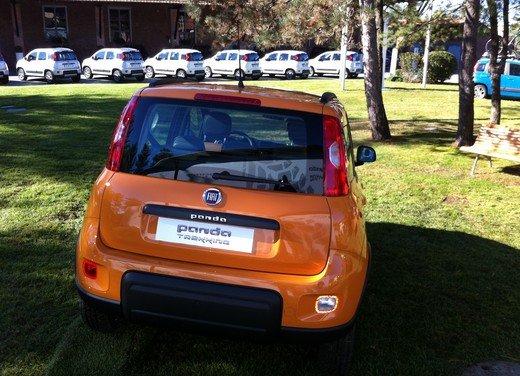 Prova su strada della nuova Fiat Panda Trekking - Foto 7 di 38