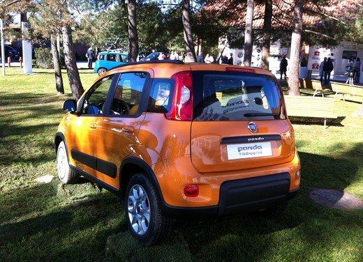 Prova su strada della nuova Fiat Panda Trekking - Foto 8 di 38