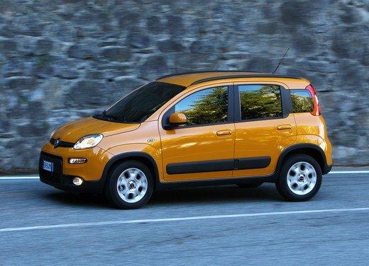 Prova su strada della nuova Fiat Panda Trekking - Foto 21 di 38