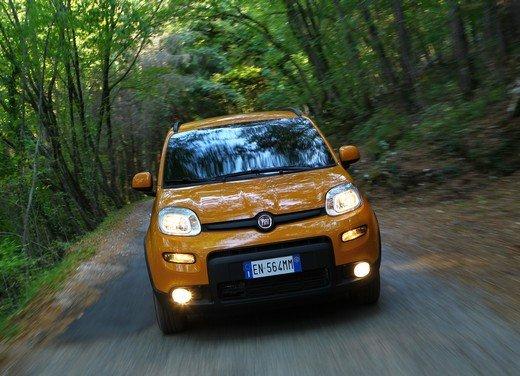 Prova su strada della nuova Fiat Panda Trekking - Foto 22 di 38