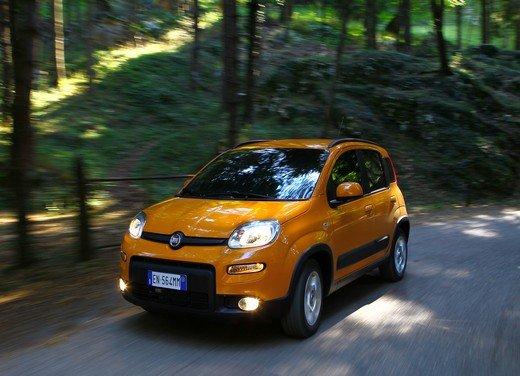 Prova su strada della nuova Fiat Panda Trekking - Foto 23 di 38