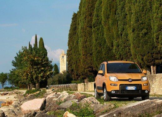Prova su strada della nuova Fiat Panda Trekking - Foto 24 di 38