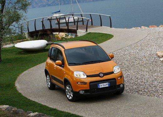 Prova su strada della nuova Fiat Panda Trekking - Foto 25 di 38