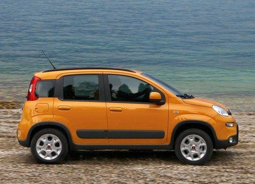 Prova su strada della nuova Fiat Panda Trekking - Foto 28 di 38