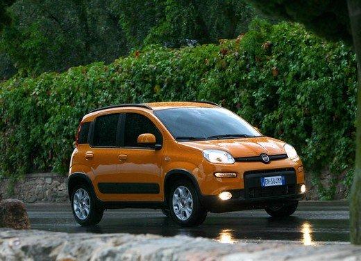 Prova su strada della nuova Fiat Panda Trekking - Foto 30 di 38