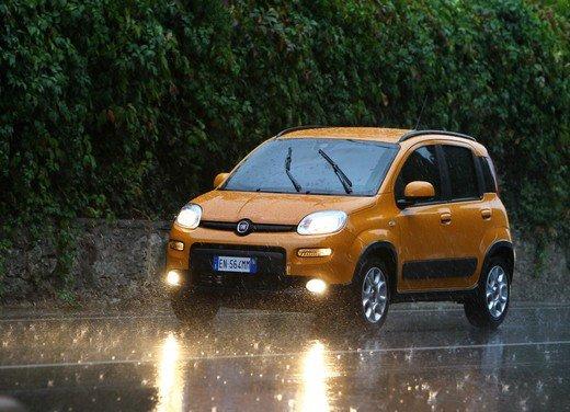 Prova su strada della nuova Fiat Panda Trekking - Foto 31 di 38
