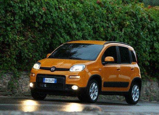Prova su strada della nuova Fiat Panda Trekking - Foto 32 di 38