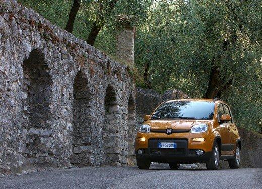 Prova su strada della nuova Fiat Panda Trekking - Foto 33 di 38