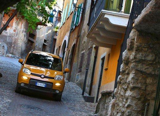 Prova su strada della nuova Fiat Panda Trekking - Foto 34 di 38