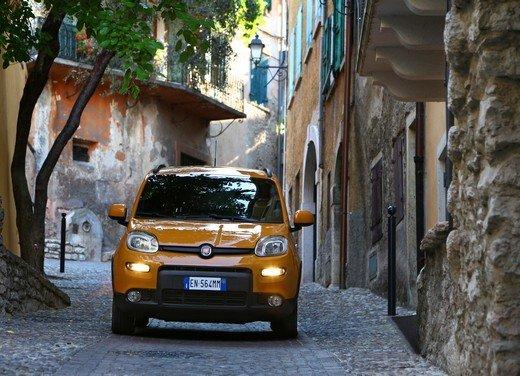 Prova su strada della nuova Fiat Panda Trekking - Foto 36 di 38