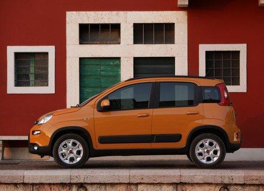 Prova su strada della nuova Fiat Panda Trekking - Foto 37 di 38