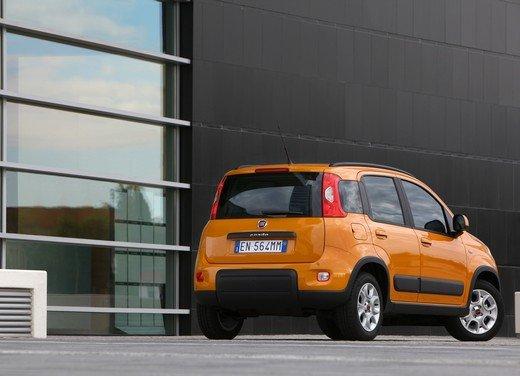 Prova su strada della nuova Fiat Panda Trekking - Foto 14 di 38