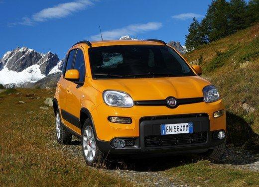 Prova su strada della nuova Fiat Panda Trekking - Foto 15 di 38