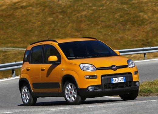 Prova su strada della nuova Fiat Panda Trekking - Foto 19 di 38