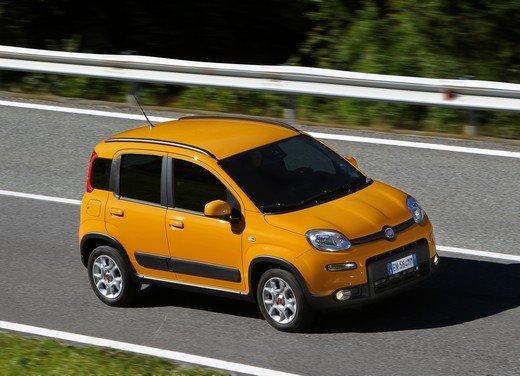 Prova su strada della nuova Fiat Panda Trekking - Foto 20 di 38