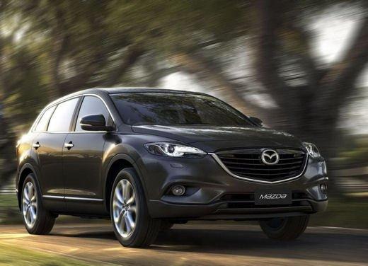 Nuova Mazda CX-9 - Foto 2 di 15