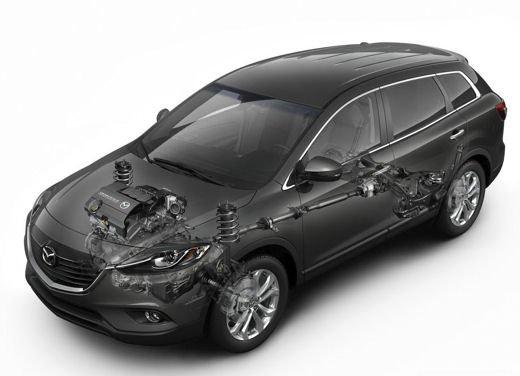 Nuova Mazda CX-9 - Foto 1 di 15