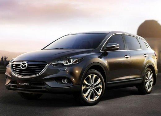 Nuova Mazda CX-9 - Foto 3 di 15
